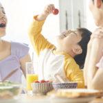 「成長期の食事」と朝食の効果!