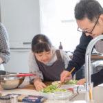 家族で考える、野菜の重要性について